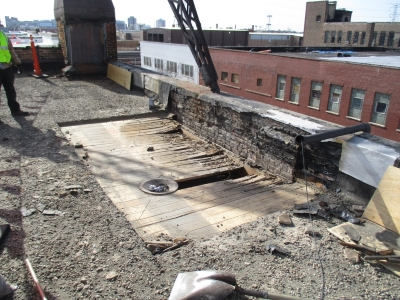 Chicago Commercial Roofing Contractor Emergency Service